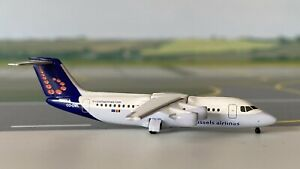 BAe 146 Brussels Airlines 1:500 Herpa OVP Flugzeugmodell
