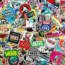 Vans Stickers-1 Piece (for skateboard, laptop. water bottle, graffiti, etc.