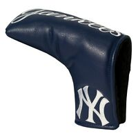 NEW Team Golf MLB New York Yankees Vintage Blade Putter Cover