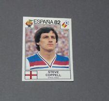 STEVE COPPELL ENGLAND ESPAÑA 82 RECUPERATION PANINI FOOTBALL ESPAGNE 1982 WM