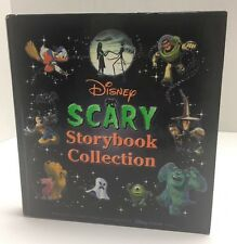 Disney Scary Storybook Collection Halloween Book Nightmare Before Christmas Pooh