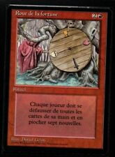MRM FRENCH Roue de la fortune Ex MTG magic FBB