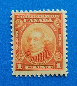 Canada stamp Scott #141 MNH well centered good original gum. Good margins. Nice.