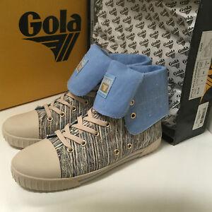 GOLA DAZE HIGH-TOP SNEAKER UK SIZE 7 EURO SIZE 40, BRAND NEW IN BOX!