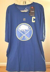 Buffalo Sabres NHL Fanatics Classic Blue Jack Eichel #9 3XLT T-Shirt
