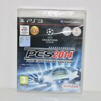 PES2014 Pro Evolution Soccer PES 2014 - Sony PS3 Game - New & Sealed - IMPORT