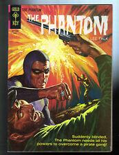 The Phantom #11 (1965) By Lee Falk Gold Key Comics  FN