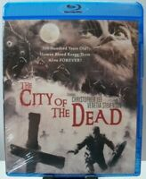 The City of the Dead Blu-ray (2016 - VCI Entertainment) ~ Christopher Lee