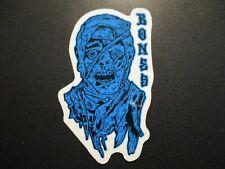 "BONES Creatures Mummy 2 Skate STICKER 4 X 2.5"" skateboards helmets decal"