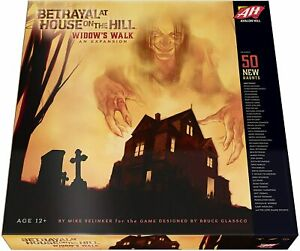 Betrayal at House on the Hill: Widows Walk Board Game An Expansion NEW & SEALED