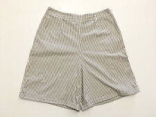 LUISA SPAGNOLI VINTAGE '80 Shorts Woman Cotton Short Pant Sz. L - 46