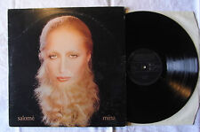 Mina  ‎– Salomè 2 LP Gatefold