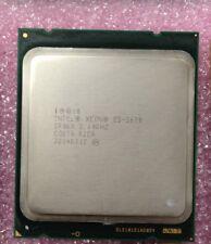 SR0KX Intel Xeon E5-2670 2.6GHz Eight Core (CM8062101082713S) Processor