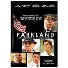 Parkland (DVD, 2013) Kennedy's Assassination From Hospital who tended to him NEW