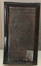 2014 NHL Winter Classic Detroit Red Wings Toronto Maple Leafs Metal Ticket Stand