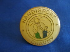 PINS ASSOCIATION HANDICAPE SPORT CHAUNY PICARDIE AISNE