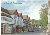 Shropshire Postcard - Church Stretton    U463