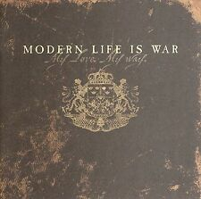 MODERN LIFE IS WAR - MY LOVE MY WAY NEW CD Defeater Touché Amore Have Heart Bane