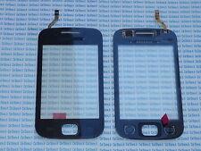 Touch screen touchscreen per Samsung SGH S5660 Galaxy gio giò nero black vetrino