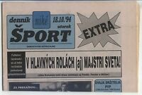 UEFA - EC III 94/95 SK Slovan Bratislava - Borussia Dortmund (18.10.1994)