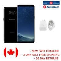 Samsung Galaxy S8 SM-G950W 64 GB Unlocked (Canadian Model)