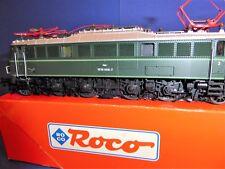 Roco h0 43663 con Error: e1018 005-7 ÖBB e-Lok