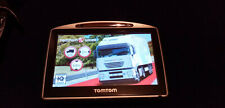 TomTom HGV Truck Sat nav Updated 2020 map For any large vehicles
