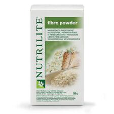 3x Amway Fibre Powder Ballaststoffe Pulver gut für Darmreinigung