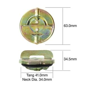 Tridon Fuel Cap (Non Locking) TFNL207