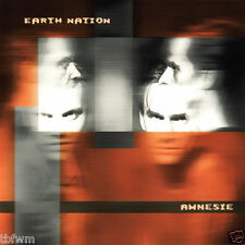 Earth Nation - Amnesie CD Album TRANCE - EYE Q RECORDS HARTHOUSE RECYCLE OR DIE