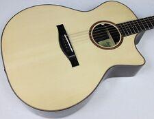 Eastman AC722CE Grand Auditorium Acoustic-Electric Guitar w/HSC, DEMO! #23964