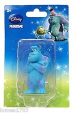 "MONSTERS INC. SULLEY 2"" FIGURINE BEVERLY HILLS TEDDY BEAR CO DISNEY PIXAR NEW"
