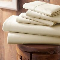 Home Collection Super Soft Luxury 6 Piece Bed Sheet Set