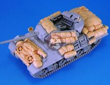 Legend 1/48 M10 Wolverine Tank Destroyer Stowage and Accessories Set WWII LF4103