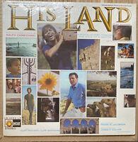 His Land - 1970 Vinyl LP - LS-5532-LP Stereo -Sealed