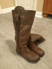 ladies boots size 5 used