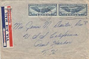 1949, Seattle, WA to USS California, Pearl Harbor, HI, See Remark (39673)