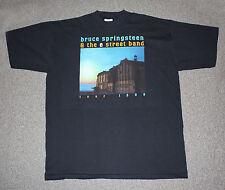 1999 T-Shirt XL Bruce Springsteen & The E Street Band Tour