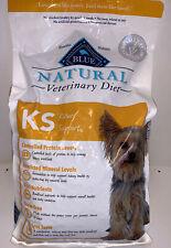 Blue Natural Veterinary Diet KS Kidney Support Dry Dog Food 6 lb-DAMAGED BAG
