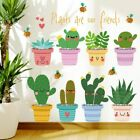 Wall Stickers Plants Are Our Friends Pvc Decal Office Art Mural Home Decoration