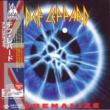 DEF LEPPARD Adrenalize CD MINI LP