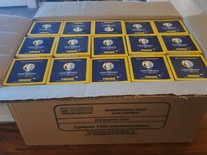 Panini Copa America 2021 Argentina 1x 50 packet box - sealed and mint!