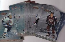 95-96 1995-96 Bowman Bowman's Best 30 Card Complete Set Gretzky Lemieux Broduer