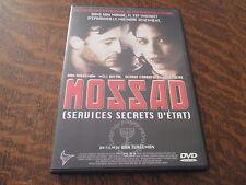 dvd mossad (services secrets d'etat) un film de dan turgeman avec mili avital,