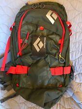 Black Diamond Outlaw Backpack 30 L Camo Green Ski Snowboard