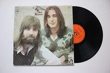 Loggins & Messina / Self Titled / 1972 UK 1st press CBS LP / EX+