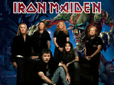 Iron Maiden Rock Guitar Tab Tablatura 185 mejor canción Libro Antología CD de software