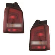 para VW TRANSPORTER T5 Furgoneta 1/2010-2015 Trasero Lámparas de las luces