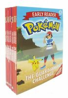 Pokemon Adventure Collection 7 Books Set for Early Readers - Official Product