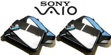 2 x Sony VAIO Laptop Sport Messenger Carrying Case Bag HP Dell MacBook Pro Air